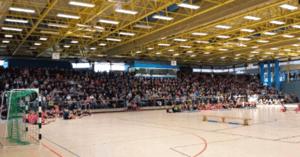 Eröffnungstanz für die Präsentation des TSC Warendorf